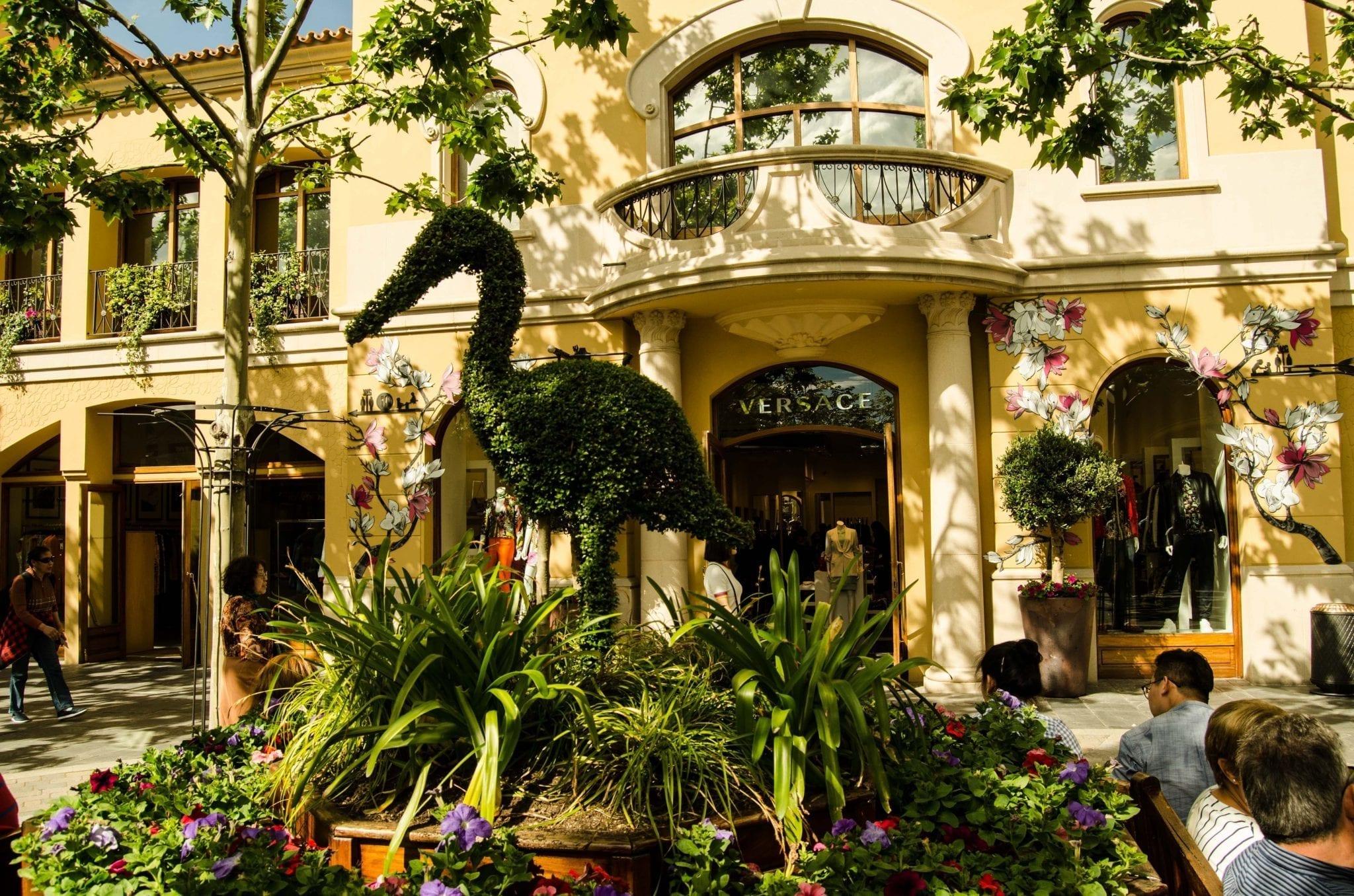 las rozas village luxury brands outlet 70 off