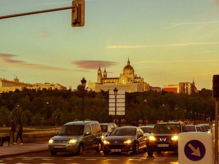 Аренда авто в Мадриде